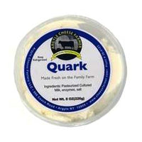Cheese, Quark 8oz