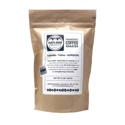 Organic Ground Colombian Coffee  12oz