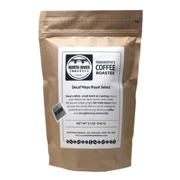 Organic Ground Decaf Maya Royal Select 12oz