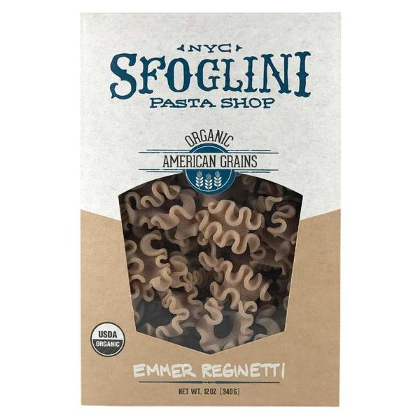 Organic Emmer Reginetti 12oz