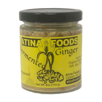 Fermented Ginger  6oz