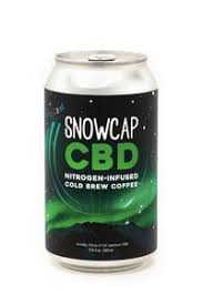 Cold Brew CBD Coffee  11.5oz Can