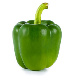 Green Bell Peppers 2lb