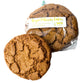 Ginger Molasses Cookies  3 Large Cookies 8oz