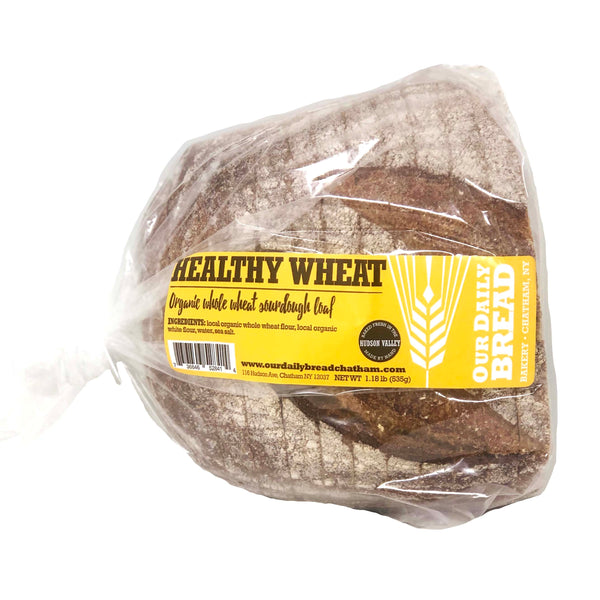 Sliced Healthy Wheat Bread 1.18lb