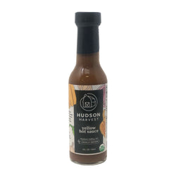 Organic Yellow Hot Sauce 5oz