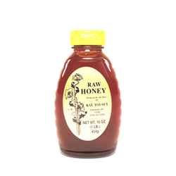 Raw Honey 16oz