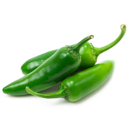 Jalapeno Peppers 4 Each Certified Organic