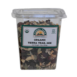 Organic Tierra Trail Mix 16oz