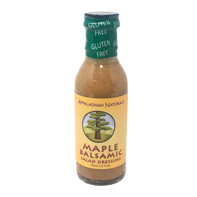 Maple Balsamic Salad Dressing 12oz