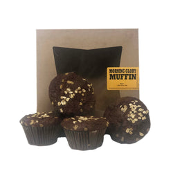 Artisan Morning Glory Muffin 4 Pack 1.65lb