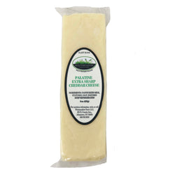 Palatine Extra Sharp Cheddar Cheese 8oz