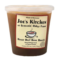 Roast Beef Bone Broth 23oz