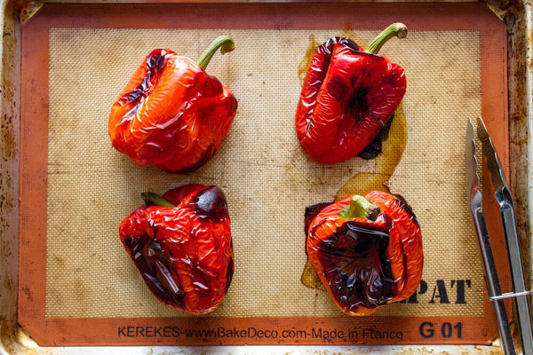 Red Bell Peppers 2 each