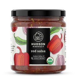 Organic Red Salsa 11oz Jars Case of 12