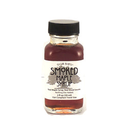 Smoked Maple Syrup 2oz