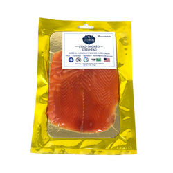 Cold Smoked Steelhead Trout 4oz