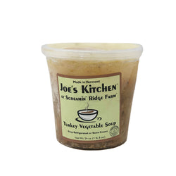 Turkey Vegetable Soup 24oz