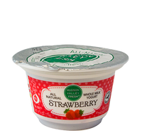 Fruit on the Bottom Strawberry Yogurt 6oz (3 Containers)