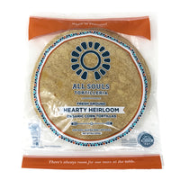 Organic Corn Tortillas Pack of 8