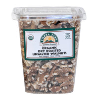 Organic Raw Walnuts 12oz