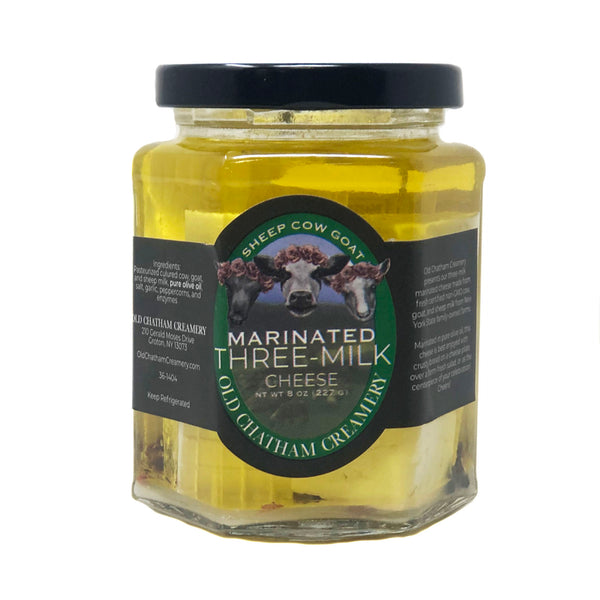 Marinated Three-Milk Cheese 8oz
