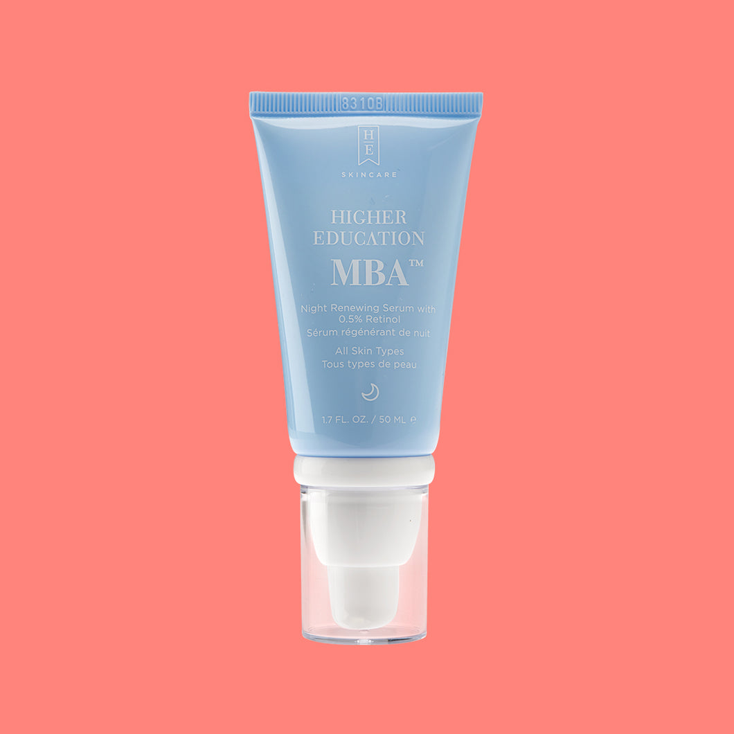 MBA Night Renewing Serum with 0.5% Retinol