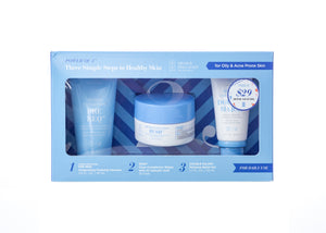 POWER OF 3 Kit-For Oily & Acne Prone Skin *NEW*