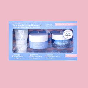 POWER OF 3 Kit-For Dry / Sensitive Skin *NEW*