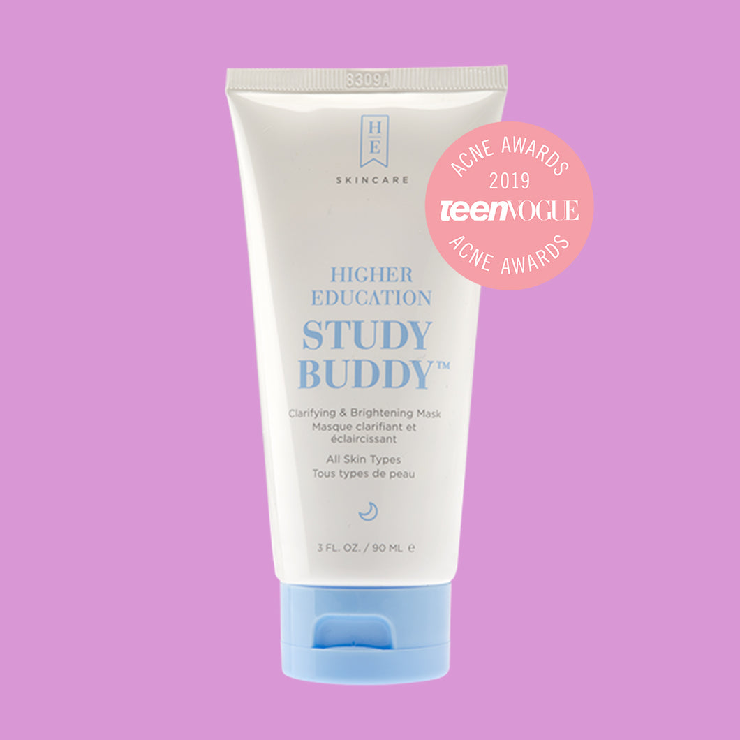 STUDY BUDDY Clarifying & Brightening Mask