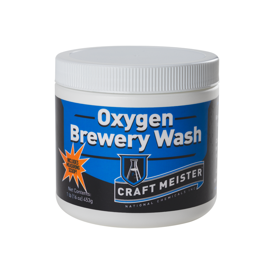 Craft Meister Oxygen Brewery Wash