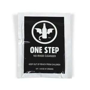 One Step No-Rinse Cleanser (41g) Single
