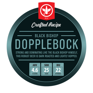 Black Bishop Dopplebock Recipe Kit - Subscription