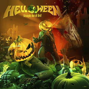 Helloween - Straight Out Of Hell (Remastered 2020) (COLOR VINYL)