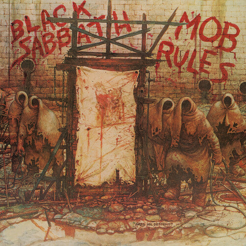 Black Sabbath ‎– Mob Rules (Deluxe Edition) (2LP)