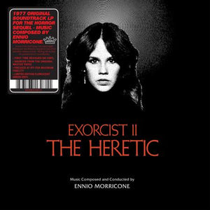 Ennio Morricone - Exorcist II - The Heretic (COLOR VINYL)