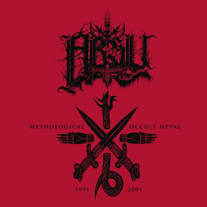 Absu ‎– Mythological Occult Metal 1991-2001