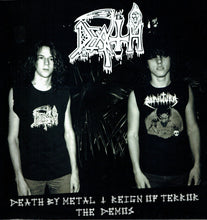 Load image into Gallery viewer, Death ‎– Death By Metal - Reign Of Terror - The Demos