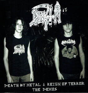 Death ‎– Death By Metal - Reign Of Terror - The Demos