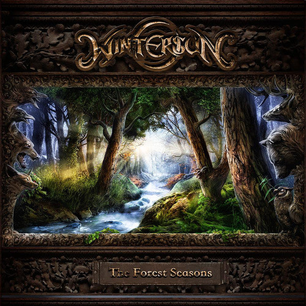 Wintersun ‎– The Forest Seasons (COLOR VINYL)