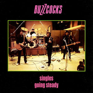 Buzzcocks ‎– Singles Going Steady