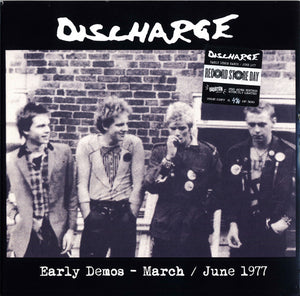 Discharge ‎– Early Demos - March / June 1977
