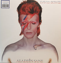 Load image into Gallery viewer, David Bowie ‎– Aladdin Sane (silver vinyl)