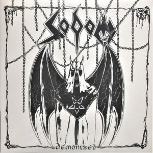 Sodom ‎– Demonized CD