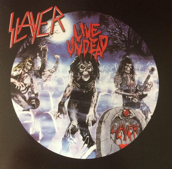 Slayer ‎– Live Undead