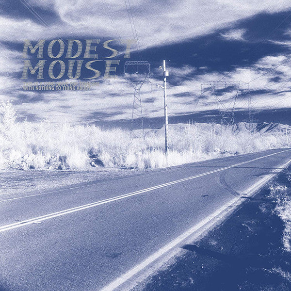 Modest Mouse ‎– This Is A Long Drive For Someone With Nothing To Think About (PINK VINYL)