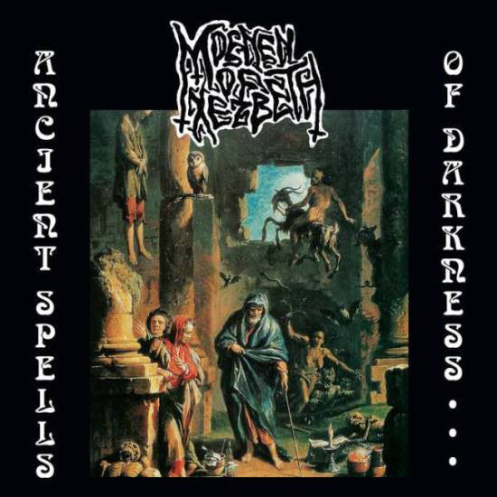 Moenen Of Xezbeth ‎– Ancient Spells Of Darkness...