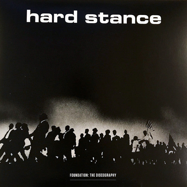 Hard Stance ‎– Foundation: The Discography (COLOR VINYL)