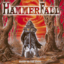 Load image into Gallery viewer, HammerFall ‎– Glory To The Brave