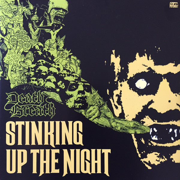 Death Breath ‎– Stinking Up The Night